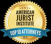 American Jurist Institute - Top 10 Attorneys