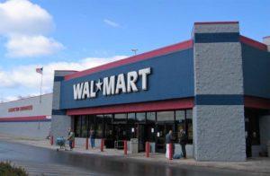 Assault at Newton NJ Walmart