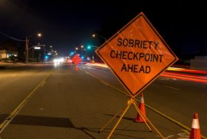 DWI Checkpoint Morris Township NJ