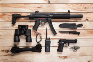 Weapons Taken for Domestic Violence Newton NJ lawyer help
